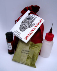 Artistic Adornment Signature Henna Kit