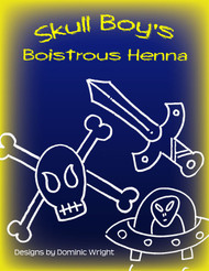Skull Boy's Boistrous Henna - Ebook