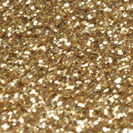 10 Gram Ounce Glitter Poof Bottle - Gold