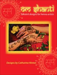 Om Shanti - Sanskrit Designs for Henna Artists