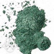 Mica powder - Moss Green