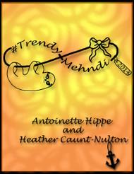 Trendy Mehndi 2014 by Antoinette Hippe & Heather Caunt-Nulton