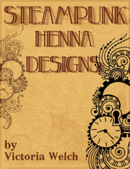 Steampunk Henna Designs