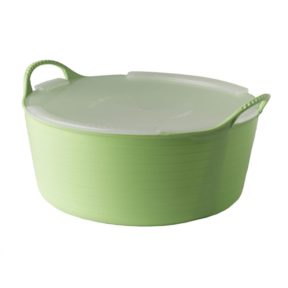 Tubtrugs Lids help to keep the contents of your Tubtrugs contained and dust-free.