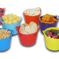 Tubtrugs are food grade safe which mean they are perfect for serving and presenting food.