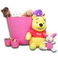 Large Tubtrugs make it easy and fun to store toys.