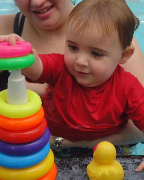 Stacking Rings  Developmental Toy