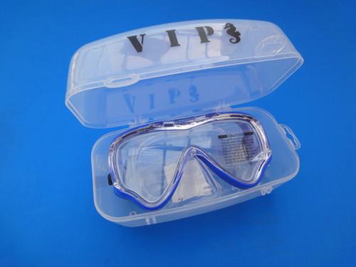 VIP Professional Snorkel  - SCUBA Swim Mask Goggles