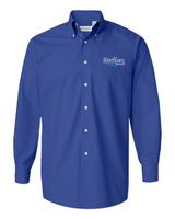RiverTown Multimedia Van Heusen Silky Poplin Shirt