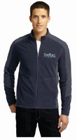 RiverTown Multimedia Mens Microfleece Jacket