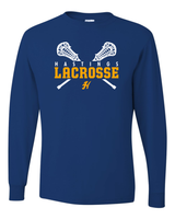 HHS Girls LAX Long Sleeve Tee (Player Tee)