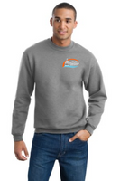 City of Hastings  Nu Blend Super Sweat Crewneck