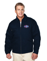 Tonna Pathfinder Canvas Jacket with Quilted Lining