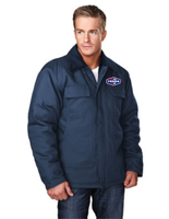 Tonna Canyon Canvas Jacket with Quilted Lining