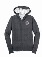 Alliance Education Center Ladies Full Zip Hooded Sweatshirt