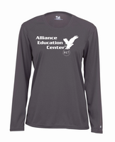 Alliance Education Center Ladies B-Core Long Sleeve Shirt