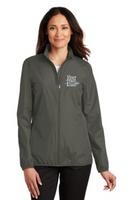 RiverTown Multimedia Ladies Full Zip Jacket