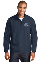 RiverTown Multimedia Half Zip Jacket