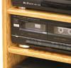 """53"""" Narrow Stereo Cabinet"""