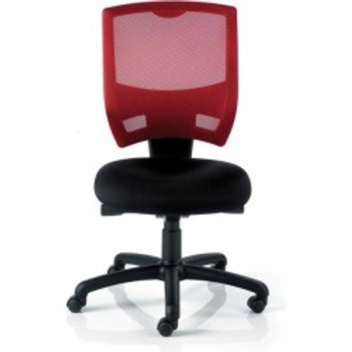 Shadow Mesh Chair No Arms