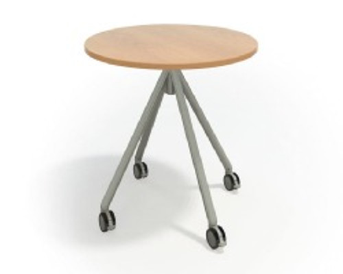 Brevis Circular Satellite Table