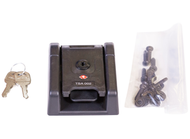 Medium TSA Injection Molded Latch for DJ Rack Consoles