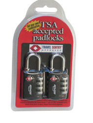 SKB TSA Combination Padlock (2 pack)