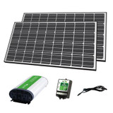 280-Watt Off-Grid Solar Panel Kit