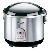 20 Cup Stainless Steel Digital Rice Cooker