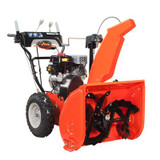 Ariens Deluxe 24 Electric Start 24 Inch Auto Turn Two Stage Gas Snow Thrower