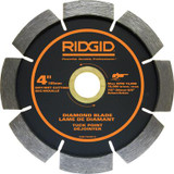 4 Inch Tuck Point Diamond Blade