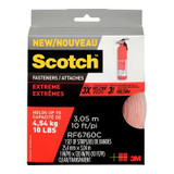 Scotch Extreme Fasteners; 1 Inch x 10 Feet