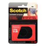 Scotch Extreme Fasteners; 1 Inch x 3 Inch