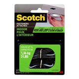 Scotch Indoor Fasteners; .75 Inch x 18 Inch