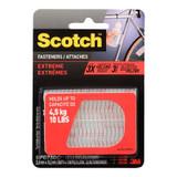Scotch Extreme Fasteners; 1 Inchx 3 Inch
