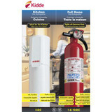 2BC + 1A10BC Extinguishers