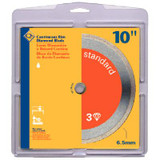 10 In. Continuous Rim Diamond Blade