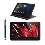 Flare 2 Google Certified Dual Core 8GB 9 Inch. Tablet, Case and Accessories Bundle