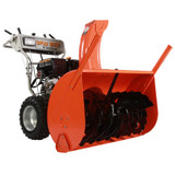 15hp Two-Stage Commercial Gas Snow Blower with 36-Inch Clearing Width