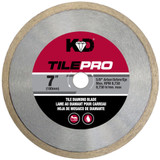 7 Inch KD Tile Diamond Blade