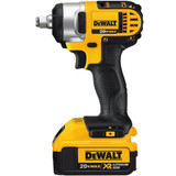 20-Volt Max Lithium-Ion 1/2  Inch Cordless Impact Wrench Kit