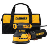 Dewalt 3 Amp Cordless 5-In. Variable Speed Random Orbit Sander