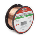 "Lincoln Electric<sup>®</sup> .025"" S-6 MIG Wire -2lb Spool"