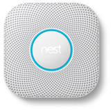 Nest Protect 2nd Gen Smoke + Carbon Monoxide Alarm, Battery (White)