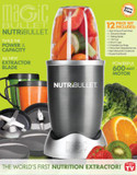 As Seen On Tv NutriBullet - SILVER