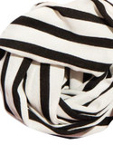 Bando Twist Scarf - STRIPE