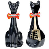 Scoopy Litter Brush Holder