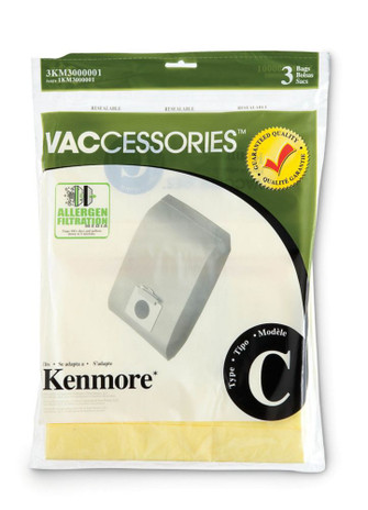Kenmore Type C Allergen Bag