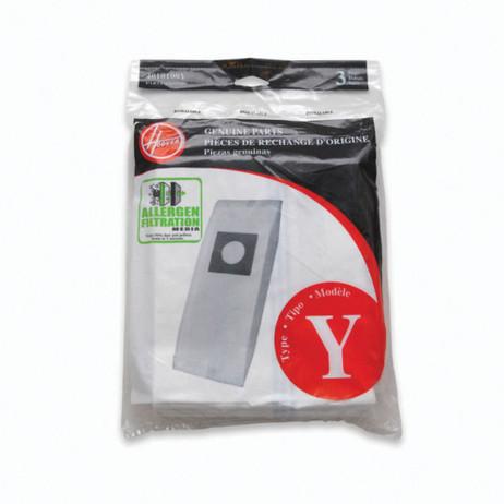 Type Y Allergen Bag