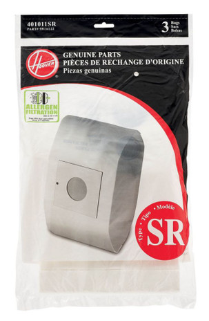 Type SR Allergen Bag